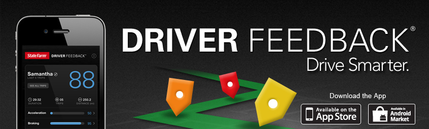 Driver-feedback-banner